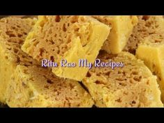 Soft Mysore Pak Recipe step by ste - Ghee sa Banaya Soft Mysore Pak by R. Coconut Barfi Recipe, Idli Recipe, Recipe R, Recipe Steps, Recipe Link, Indian Dessert Recipes, Indian Sweets, My Recipes, Cooking Recipes