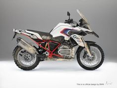 Unofficial BMW GS 1200 Rally, I Like!
