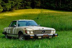 Mercedes-Benz C 107