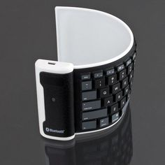 This is a wonderful and compact keyboard that gives you the ability to more easily type on your devices such as for all iPad or mobile phone.