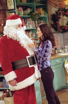 Friends Cast, Friends Moments, Friends Series, Friends Tv Show, Friends Christmas Episode, Christmas Tv Shows, Christmas Fairy, Christmas Mood, Best Tv Shows