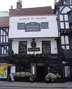 Haunch of Venison, Salisbury | 25 Pubs You Must Drink In Before You Die
