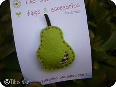 Pear by TIKO TIKOI, via Flickr