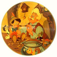 Walt Disney& Pinocchio Original Motion Picture by ThisVinylLife