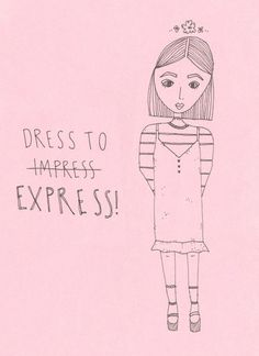 Dress to express! #girlpower #2bknown #women #herstory