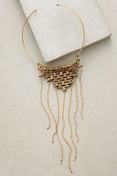 Palmira Necklace #anthropologie