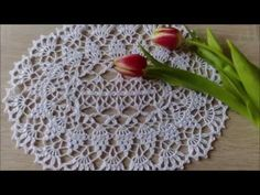 Owalna serwetka ok 33x25cm do koszyczka wielkanoc - YouTube Crochet Earrings, Handmade, Carpet, Crochet Throw Pattern, Patrones, Hand Made, Craft