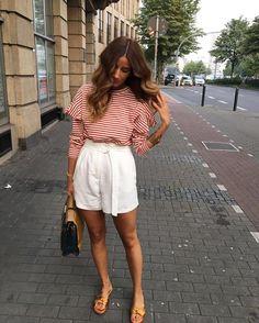 Rayures - shorts