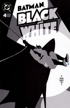 Batman Black & White Vol.1 #4
