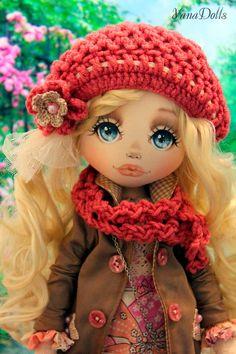 YanaDolls: куклы
