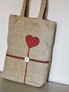 Una Shopper Tutta Per Me - A Tote Just For Me