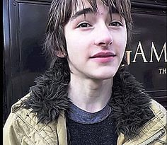 Bran Stark - The Winged Wolf