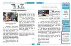 Buletin Tinta Edisi 27, 20 Mei 2016