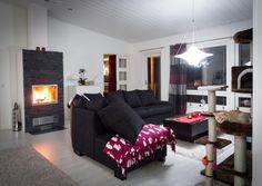 Kuvia Design-Taloista / Design-Talo Oy  livingroom/olohuone