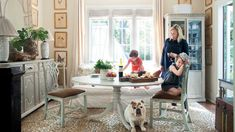 Charlottesville, Virginia, homeowner and shopkeeper Christy Ford offers five ways to turn a house into a home.