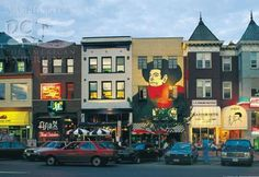Find out about Adams Morgan, a Washington, DC neighborhood, learn about Adams Morgan residents, housing, major attractions and more