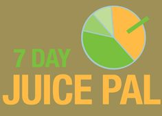 We're excited to announce the launch of the new 7 day juice pal logo. #7dayjuicepallogo #7dayjuicepal