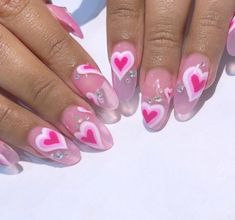 A new manicure will take you in a better mood. If you're paying attention to the new nail art trends that will find the jelly nails especially popular in these. Edgy Nails, Funky Nails, Swag Nails, Grunge Nails, Stiletto Nails, Best Acrylic Nails, Acrylic Nail Designs, Nails Ideias, Acylic Nails