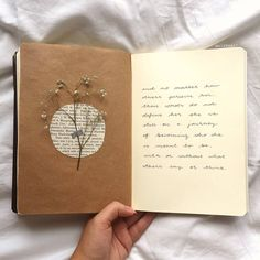 """She is still on a journey of becoming who she is meant to be"" ✨ Quote by This old-fashioned journal style 😍💕 . Bullet Journal Inspo, Bullet Journal Books, Bullet Journal Aesthetic, Bullet Journal Ideas Pages, Journal Diary, Art Journal Pages, Art Journal Challenge, Art Journal Prompts, Art Journals"