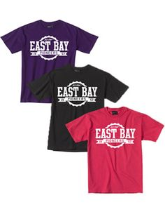 Product: California State University East Bay Rolled T-Shirt