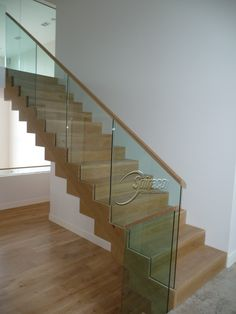 Best Zig Zag Wooden Stairs W Glass Railing Stair P*Rn Pinterest Posts The O Jays And Stairs 400 x 300