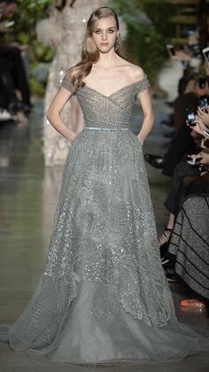 Elie Saab Spring/Summer 2015 Haute Couture via @stylelist   http://aol.it/1FjOYJb