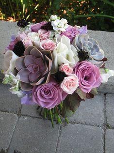 cd floral art vt Steel-bouquet-2