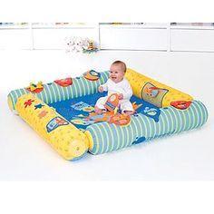 Resultado de imagem para como hacer alfombra para bebe