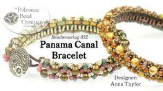 """"""" Panama Canal """" Bracelet (Part 2)"""