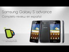 Samsung Galaxy S Advance completo análisis