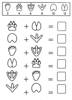 Mental Maths Worksheets, Printable Math Worksheets, Kindergarten Math Worksheets, Math Resources, Preschool Activities, Math For Kids, Lessons For Kids, Math Lessons, Flashcards For Kids