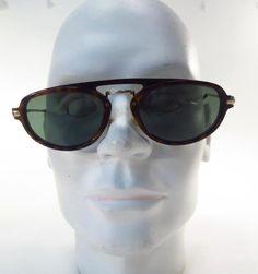 1f88803ddf Ray-Ban Vintage Tortoise Gold Double Bridge Aviator Sunglasses    RayBan   Aviator Vintage