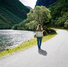 Have you ever been on a roadtrip on rural Norwegian roads🐑🐏? Our Valle women's jacket can be bought in one of our stores, retailers or get free shipping at daleofnorway.com – Designed and knitted in Norway Roads, Norway, Road Trip, Free Shipping, Jacket, Instagram Posts, Stuff To Buy, Women, Road Routes