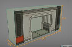 Creating Modular Environments in UDK - Thiago Klafke (Lots of information in link)