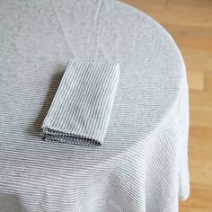 A Classic Favorite:  Linen Tablecloths by Fog Linen Work