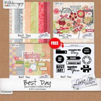 Best Day Bundle/Collection (Free Digital Stamps)