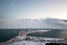 Isafjordur, Iceland #icelandic #westfjords #western #fjords #west #fjord #iceland