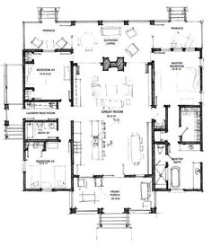 great floor plan by proteamundi