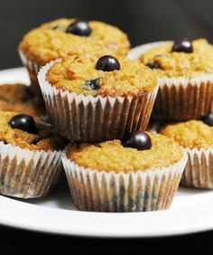 Weekend breakfast treat… » Stir It Up! muffins