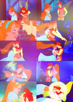 "Love Thumbelina! ""Once there was the sun. Bright and warm and wonderful. Shining like the love within my heart."" <3"
