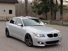 2004 BMW 5-Series 2004 BMW 545i SPORT M5 BUMPER