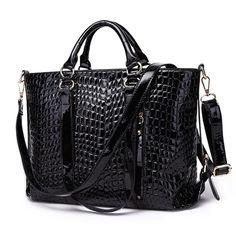 COCIFER Women Top Handle Satchel Handbags Shoulder Bag #COCIFER #Blacka