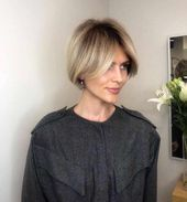 Best Pixie Bob Haircuts for Neat Look – Beste Haar Modelle Bob Style Haircuts, Bob Haircuts For Women, Choppy Bob Hairstyles, Bob Hairstyles For Fine Hair, Trending Hairstyles, Short Hair Cuts, Short Hair Styles, Shaggy Bob Haircut, Asymmetrical Bob Haircuts