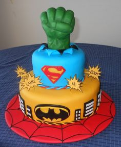 O M G. When we have baby #2 (if it's a boy!) this will be his birthday cake! That is AWESOME!