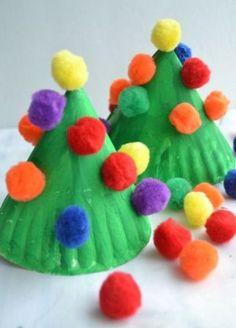 okul oncesi Çam Ağacı Yeni Yıl Etkinlikleri (Yeni), okul oncesi etkinlik, okul oncesi sanat etkinlikleri, etkinlik ornekleri