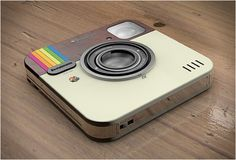 POLAROID INSTAGRAM CAMERA | I want this so bad because I can't use my old polaroids w/out breaking the bank. My IG pics are so bad that I'm more excited for my friends to get this!