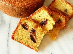 Semolina Fig Cake