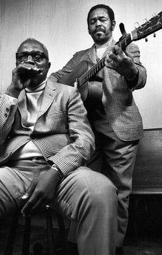 Sonny Terry & Brownie McGhee