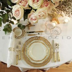 » Table and flower design
