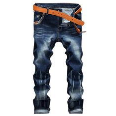 332e1f36 7 Best Men's Fashion Hole Jeans images | Man fashion, Men's Fashion ...